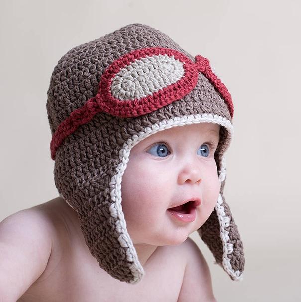 Оригінальні в'язані шапки