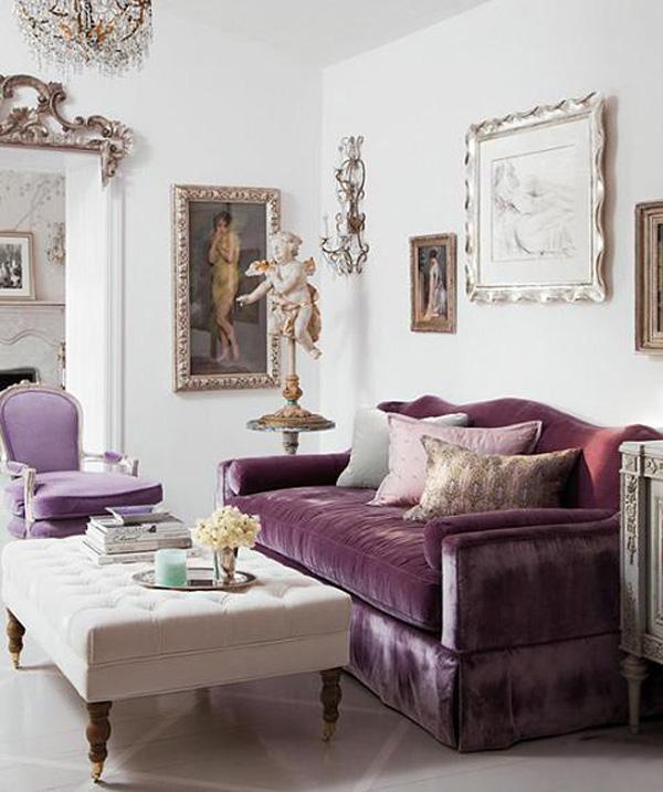 Фотографії та картини в інтер'єрі будинків знаменитостей