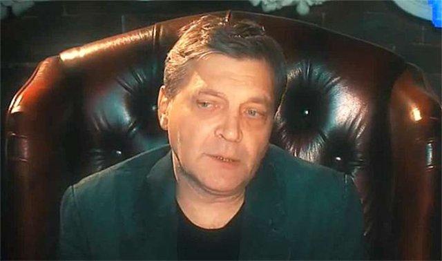 Олександр Невзоров: «Результат війни з Україною визначено»