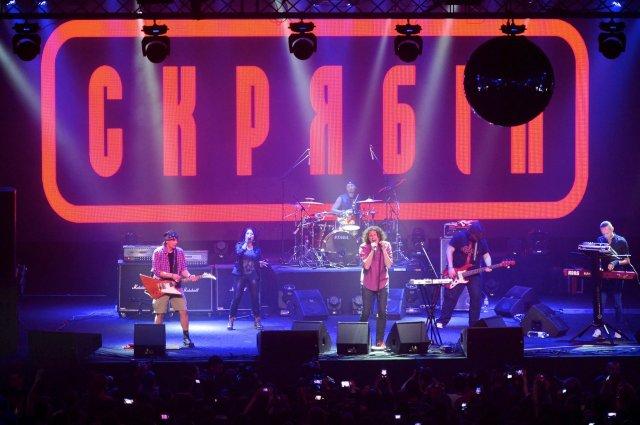 Останній концерт «Скрябіна» без Кузьми відбудеться 21 березня в Палаці Спорту