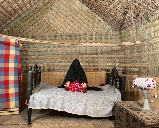 Візит в жіночу спальню (фото)