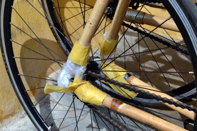В'єтнамський бамбуковий велосипед