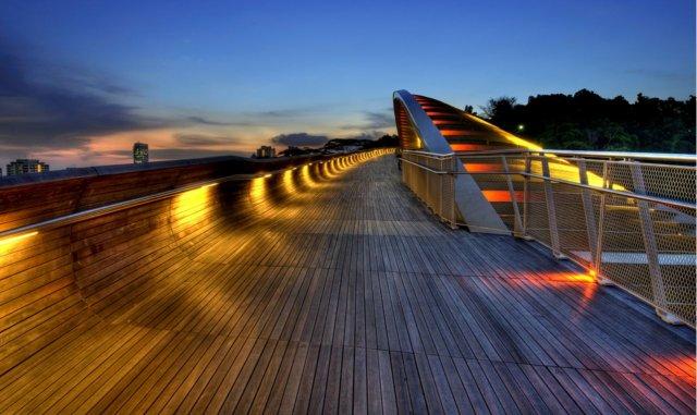 17 вражаючих мостів світу (фото)