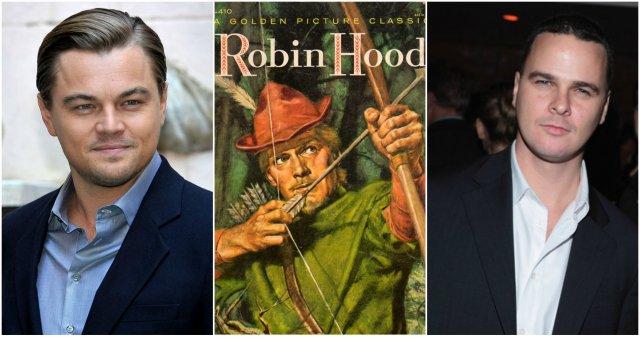 Леонардо ДіКапріо розкаже справжню історію Робін Гуда