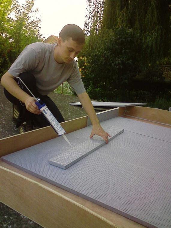Сонячний колектор з пивних банок своїми руками