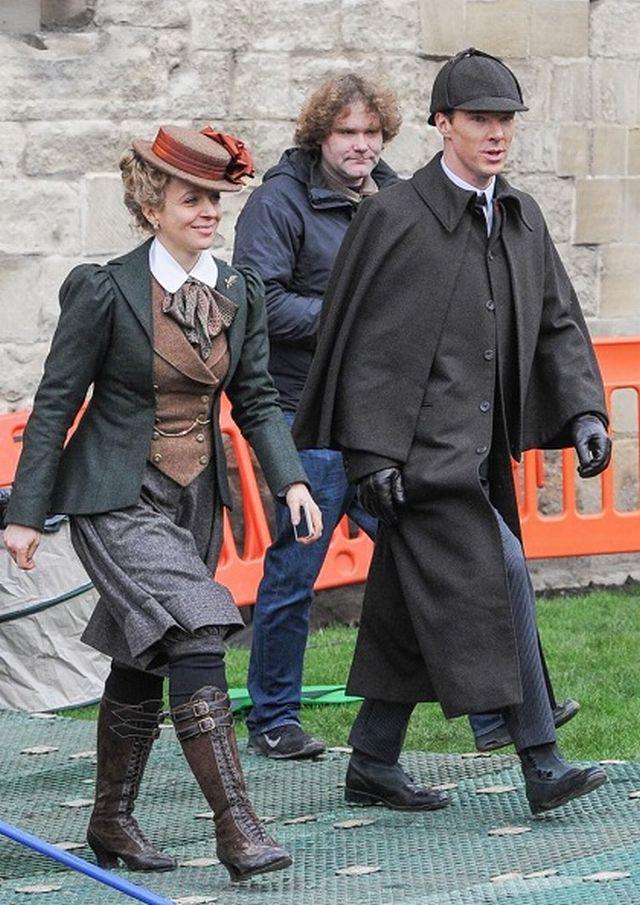 Шерлок і Ватсон вирушать в минуле