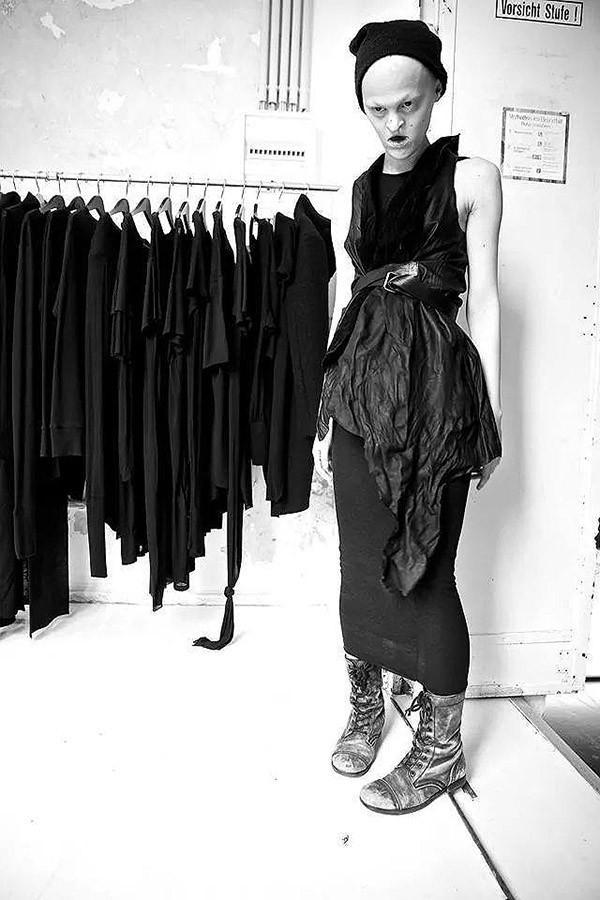 Мелані Гайдос - найбільш провокаційна модель у світі (фото)