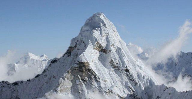 Гімалаї з висоти 6000 метрів (відео)