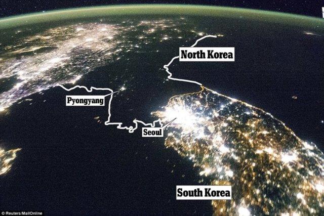 Різні держави - різні кордони (фото)