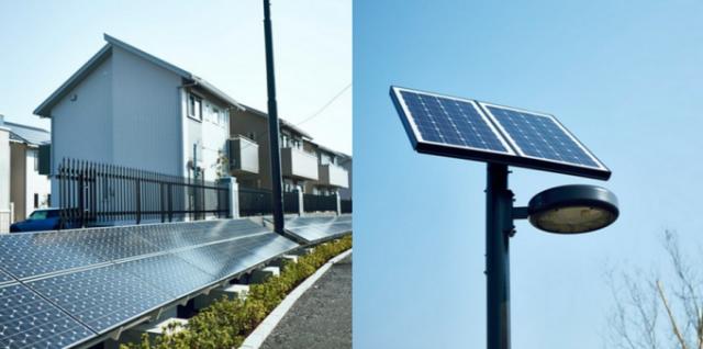 Фуджісава - місто, яке перейшло на сонячну енергію та відмовилось від бензину (відео)