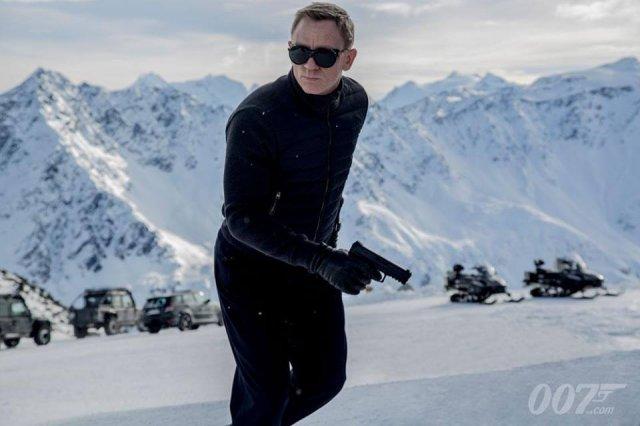 «007: Спектр». Тизер-трейлер фільму (відео)