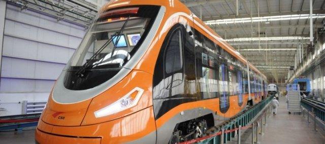 Перший в світі трамвай на водневому паливі зроблено в Китаї (відео)