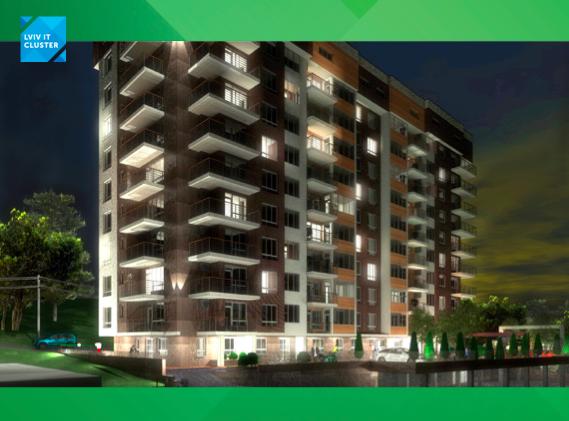 У Львові побудують будинок для айтішників з дешевими квартирами, серверною і сонячними батареями