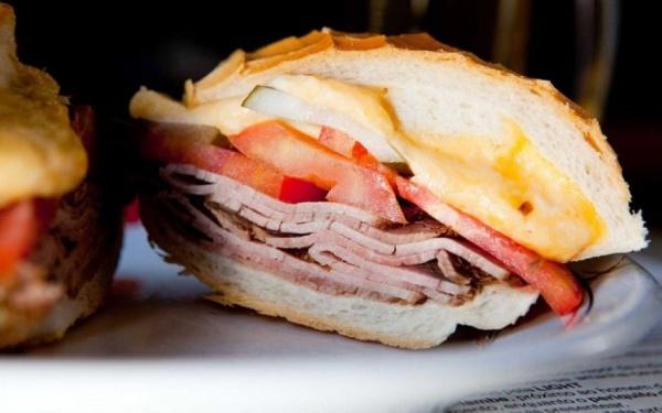 Які бутерброди полюбляють жителі різних країн