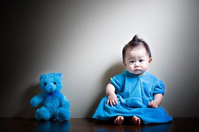 Чому японські діти ніколи не плачуть