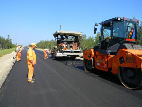 У Польщі почали будувати гумові дороги: тихо і дешево