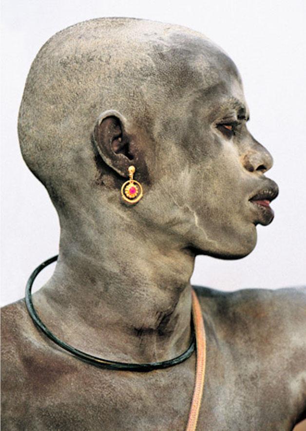 Дінка - дивовижний африканський народ (фото)