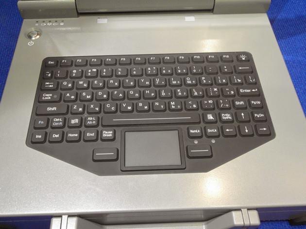 Перший російський ноутбук (фото)