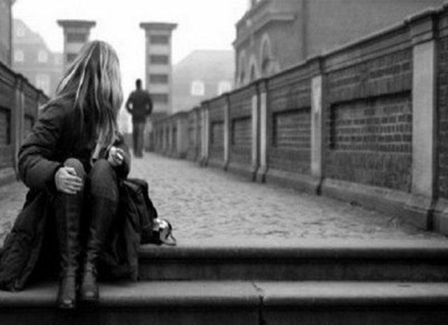 Неправда, що чоловік, котрий вас любить, не може вас покинути! Може!