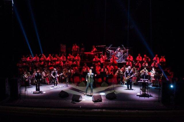 Спільний концерт гурту «Друга ріка» та оркестру народних інструментів НАОНІ (фото, відео)