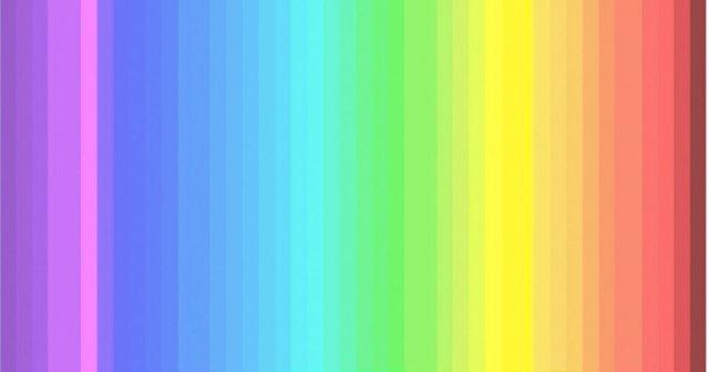 Лише одна людина з чотирьох бачить всі кольори цього спектру. А скільки бачите ви?