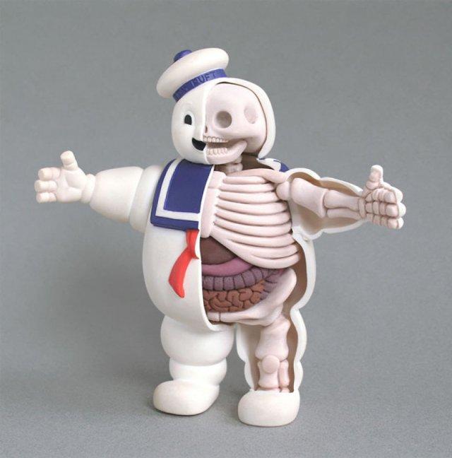 Що знаходиться всередині улюблених дитячих іграшок? (фото)