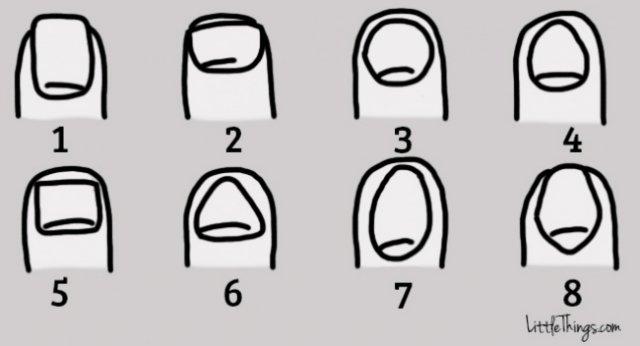 Що ваші нігті можуть сказати про ваш характер?