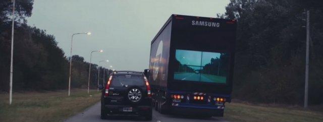 Геніально проста ідея Samsung може врятувати тисячі життів на дорогах (відео)