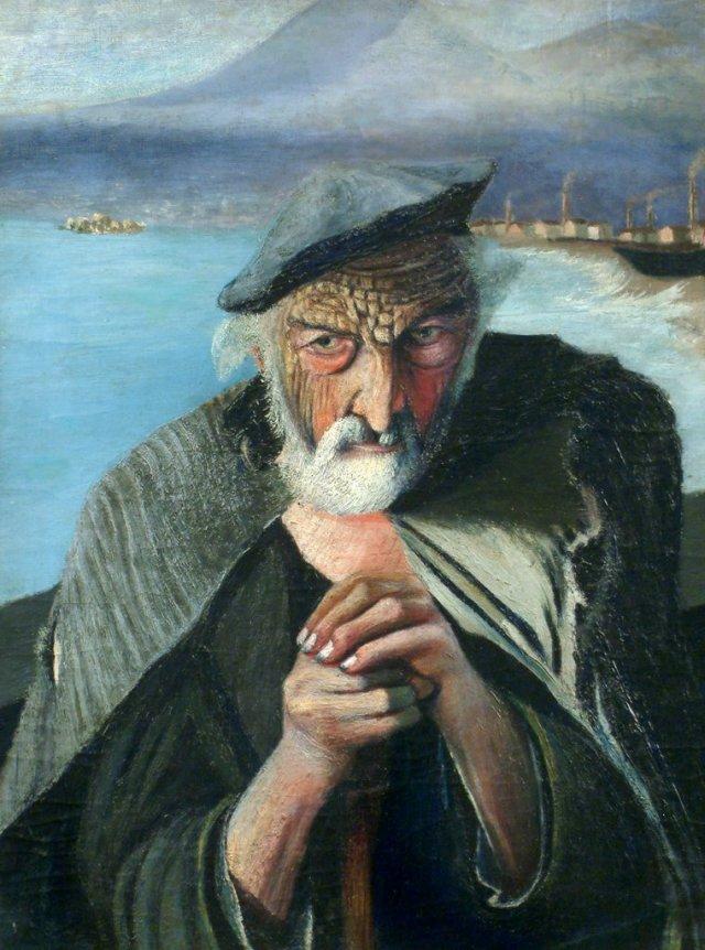 Секрет картини угорського художника розгадали за допомогою дзеркала (відео)