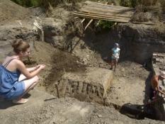 На Хортиці виявили кам'яний комплекс IV - III тисячоліття до н.е
