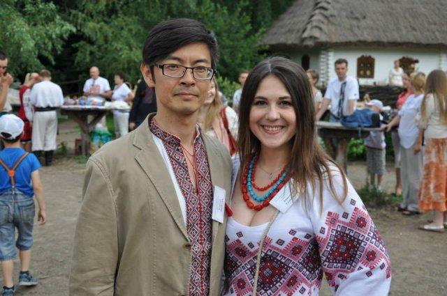 Японський фольклорист дослідив, що українська культура та фольклор значно давніші за російські