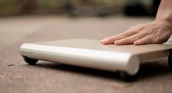 Японці створили особистий транспорт розміром з планшет (фото, відео)