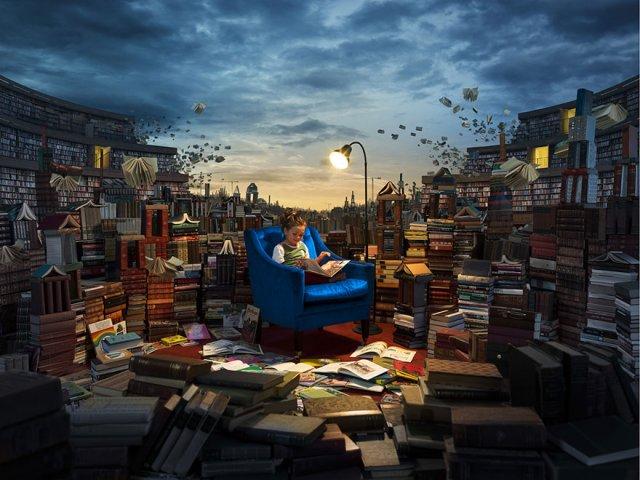 Геній Фотошопу Ерік Йоханссон демонструє, як народжуються його шедеври (відео)