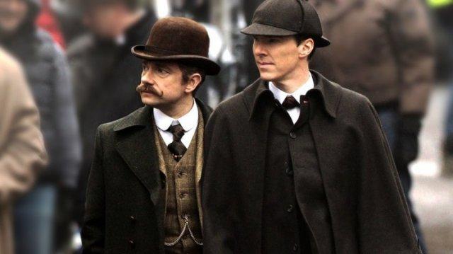 Стівен Моффат: «Вікторіанський Шерлок буде більш ввічливим»