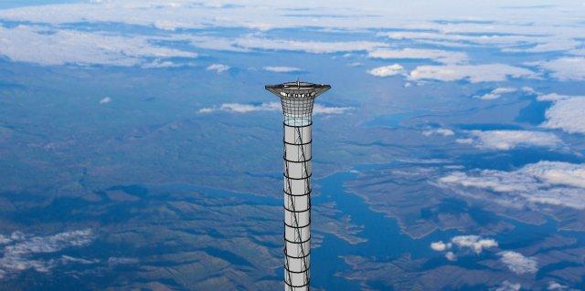 Канадці побудують ліфт в космос
