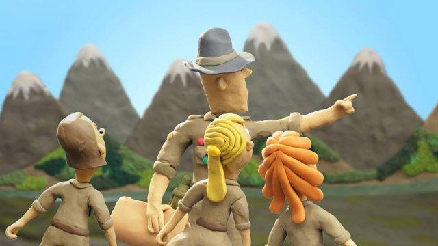 Українські аніматори створили унікальну серію розвиваючих пластилінових мультфільмів для дітей від 1 року (відео)