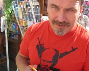 Письменник Капранов порадив львів'янам не розуміти російської мови