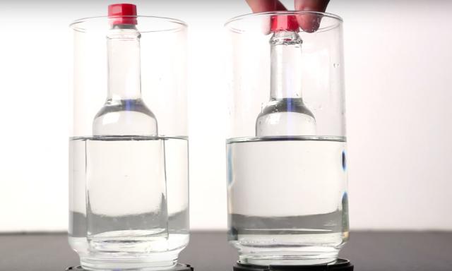 10 цікавих наукових фокусів з водою (відео)