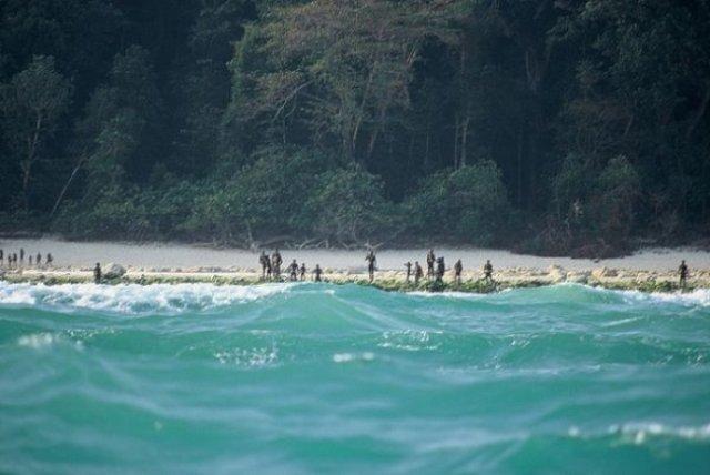 Жителі цього острова нікого не пускають на свою землю ось вже тисячі років