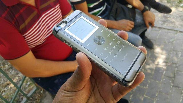 Геніальний витвір китайської інженерії - чохол-телефон (фото)