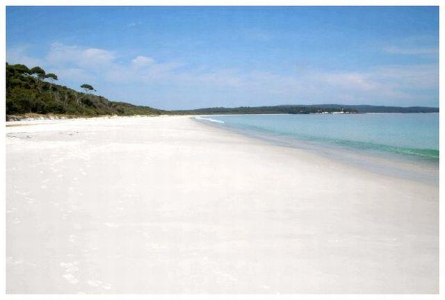Білий пісок