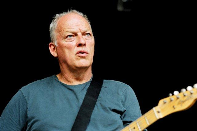 Девід Гілмор (Pink Floyd) презентує пісню, присвячену Небесній сотні