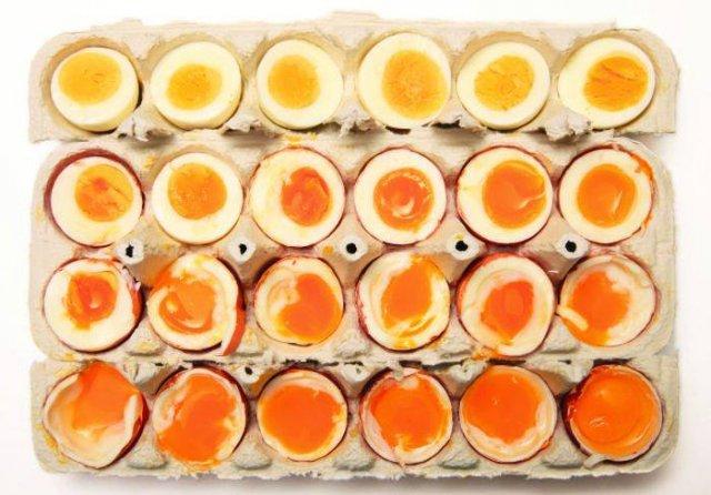 Науковий підхід до варки яйця