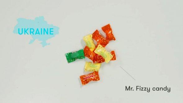 Як діти реагують на нові смаки солодощів (відео)