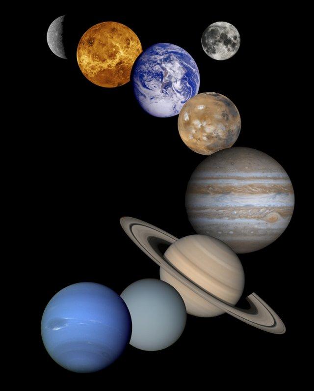 Наша Сонячна система - це аномалія в космосі (відео)