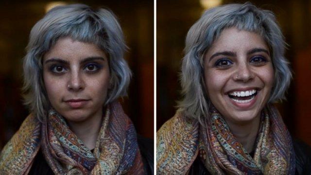 Що відбувається з людиною, коли їй сказати, що вона гарна? (фото, відео)