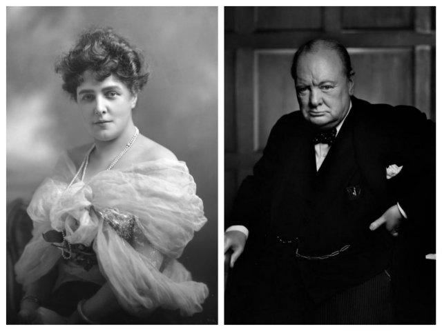 Політичні діячі ХХ століття та їхні матері (фото)
