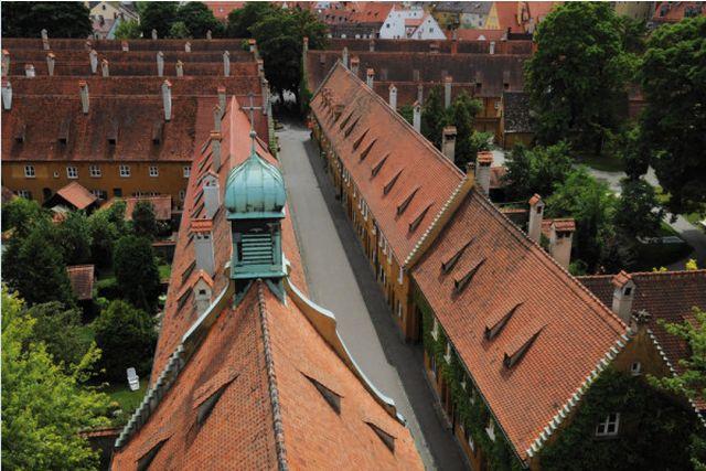 Німецьке містечко, де за 88 центів можна жити цілий рік