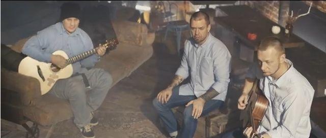 Білоруський гурт «BRUTTO» презентував українську пісню (відео)