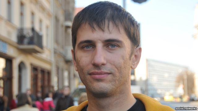 Святослав Літинський - мовний активіст зі Львова